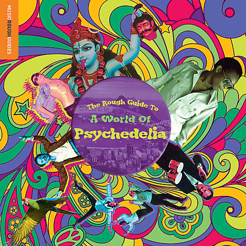 Alliance Various Artists - Rough Guide To A World Of Psychedelia