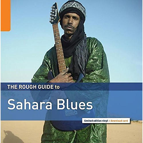 Alliance Various Artists - Rough Guide To Sahara Blues / Various