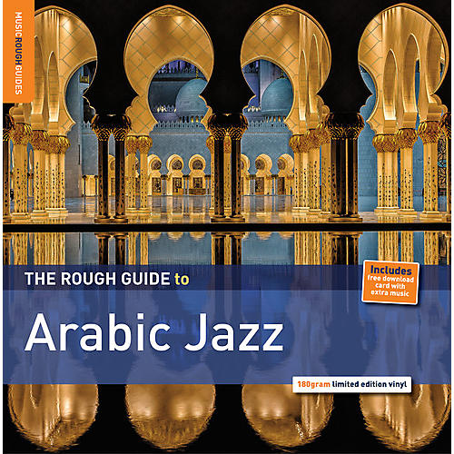 Alliance Various Artists - Rough Guide to Arabic Jazz