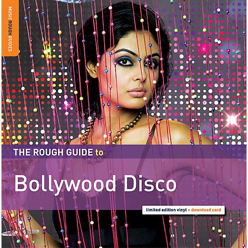 Alliance Various Artists - Rough Guide to Bollywood Disco