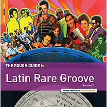 Various Artists - Rough Guide to Latin Rare Groove 2