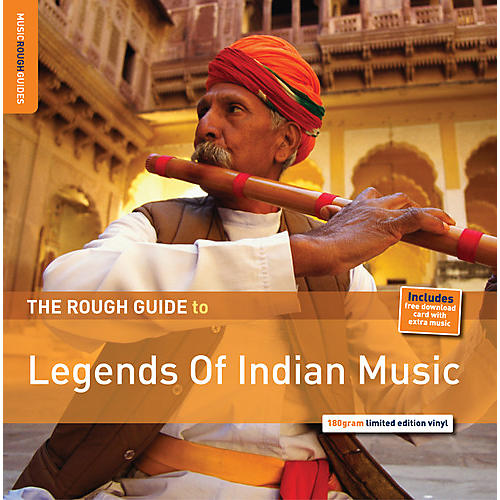 Alliance Various Artists - Rough Guide to Legends of Indian Music