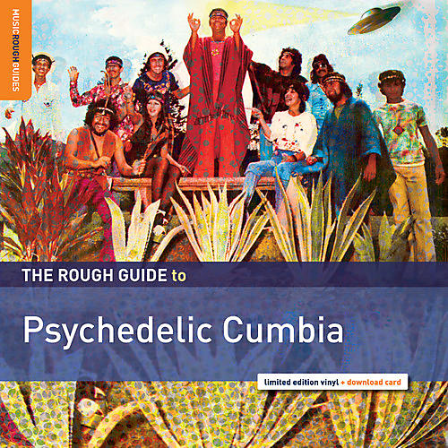Alliance Various Artists - Rough Guide to Psychedelic Cumbia