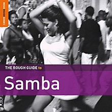 Various Artists - Rough Guide to Samba (Second Edition)