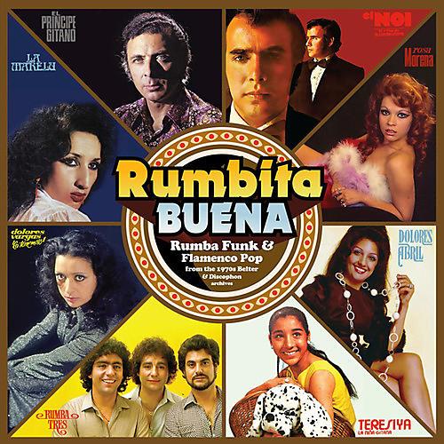 Alliance Various Artists - Rumba Funk & Flamenco Pop (Various Artists)