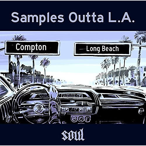 Alliance Various Artists - Samples Outta L.A. Soul / Various