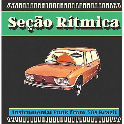 Alliance Various Artists - Secao Ritmica: Instrumental Funk '70s Brazil / Var