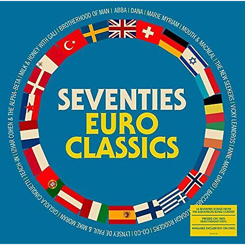 Alliance Various Artists - Seventies Euro Classics / Various