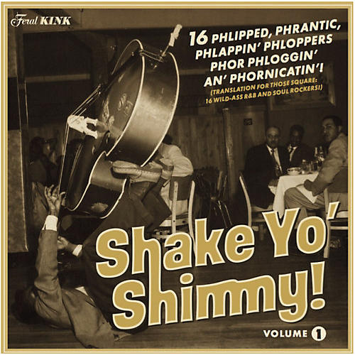 Alliance Various Artists - Shake Yo' Shimmy 1 / Various