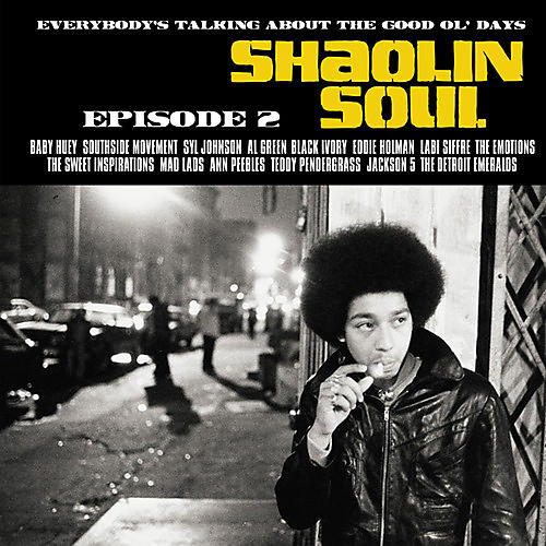 Alliance Various Artists - Shaolin Soul Episode 2 (Various Artists)