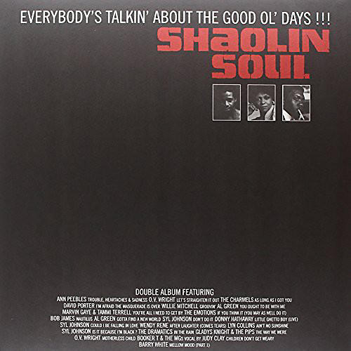 Alliance Various Artists - Shaolin Soul Everybody 1 / Various