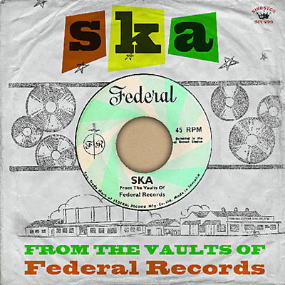 Various Artists - Ska from the Vaults of Federal Records