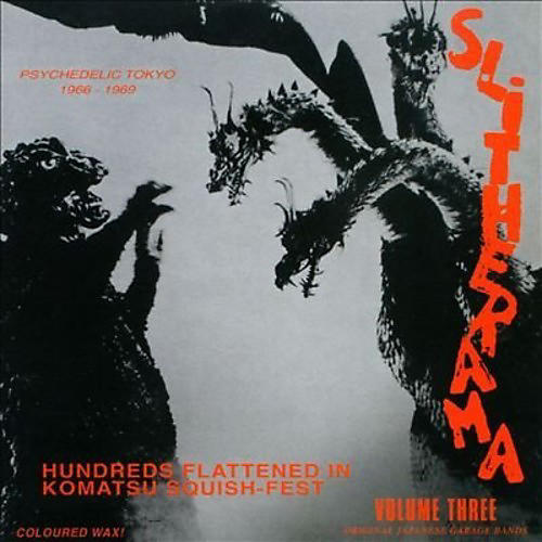 Alliance Various Artists - Slitherama 3: Psychedelic Tokyo 1966-1969 / Var
