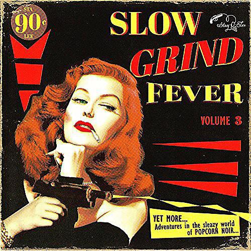 Alliance Various Artists - Slow Grind Fever 3
