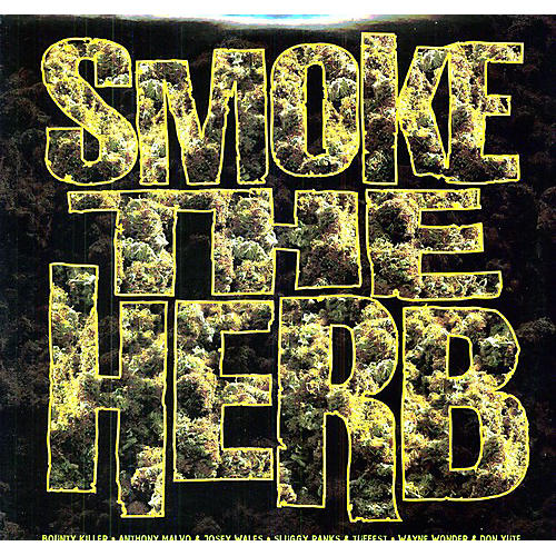 Alliance Various Artists - Smoke the Herb / Various