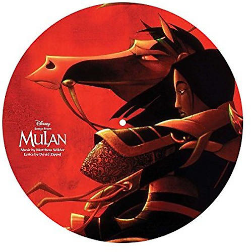 Alliance Various Artists - Songs From Mulan (Various Artists)
