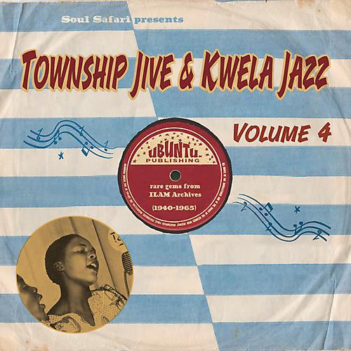 Alliance Various Artists - Soul Safari Presents Township Jive & Kwela / Var