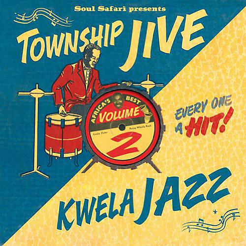 Alliance Various Artists - Soul Safari Presents Township Jive & Kwela / Various