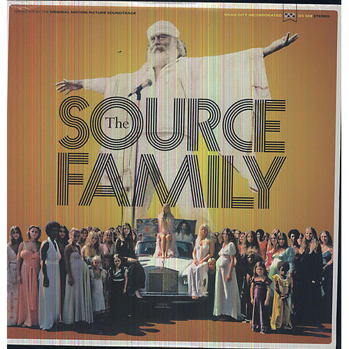 Alliance Various Artists - Source Family (Original Soundtrack)