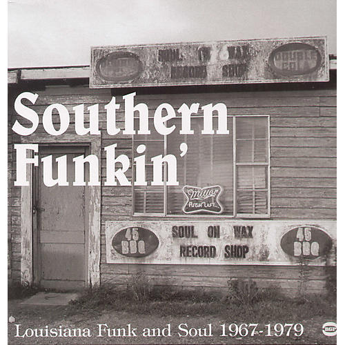 Alliance Various Artists - Southern Funkin-Louisiana Soul 1967-75