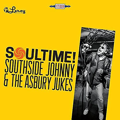 Alliance Various Artists - Southside Johnny & Asbury Jukes - Soultime