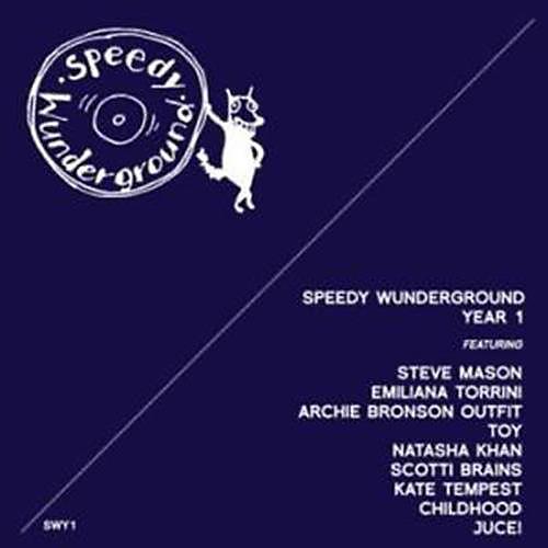 Alliance Various Artists - Speedy Wunderground-Year 1 / Various