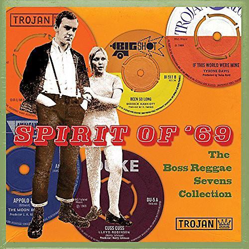 Alliance Various Artists - Spirit of '69: The Boss Reggae Sevens Collection