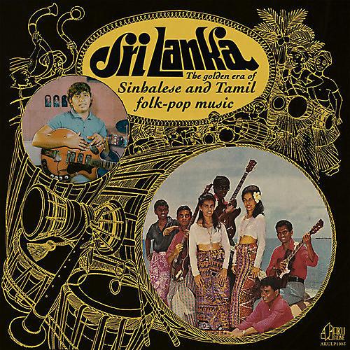 Alliance Various Artists - Sri Lanka: Golden Era Of Sinhalese & Tamil / Var