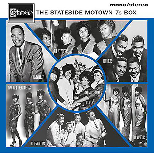 Alliance Various Artists - Stateside Motown 7s Vinyl Box / Various
