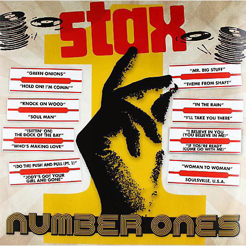 Alliance Various Artists - Stax Number Ones