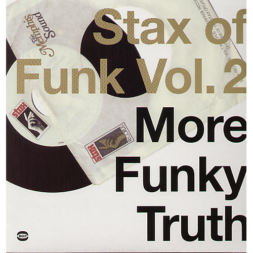 Alliance Various Artists - Stax of Funk 2: More Funky Truth / Various