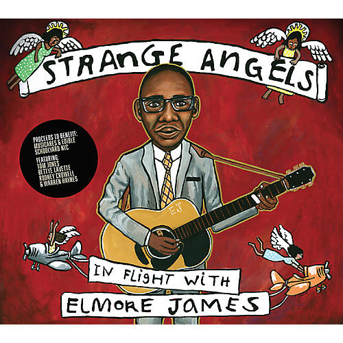Alliance Various Artists - Strange Angels: In Flight with Elmore James
