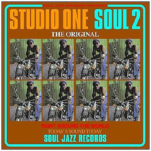 Alliance Various Artists - Studio 1 Soul 2