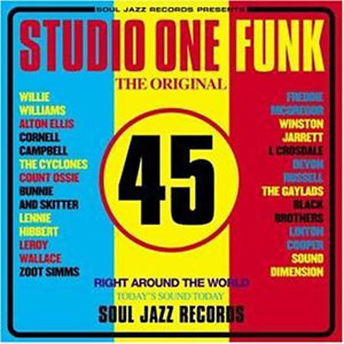 Alliance Various Artists - Studio One Funk