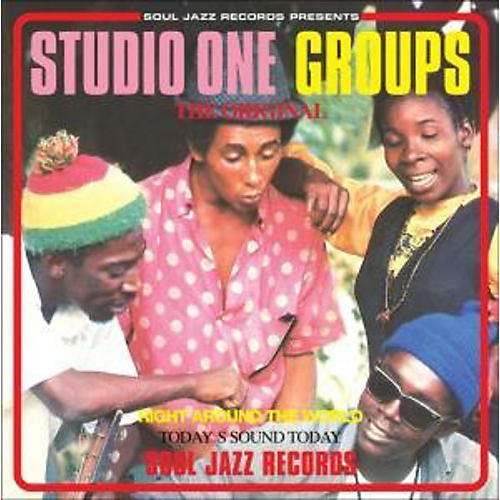 Alliance Various Artists - Studio One Groups