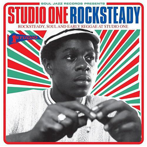 Alliance Various Artists - Studio One Rocksteady