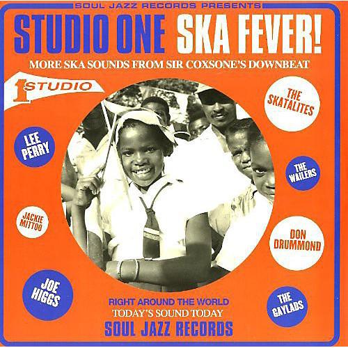 Alliance Various Artists - Studio One Ska Fever: More Ska Sounds / Various