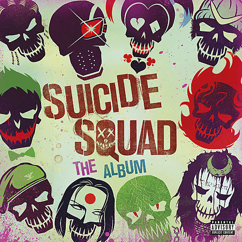 Alliance Various Artists - Suicide Squad: The Album / Various