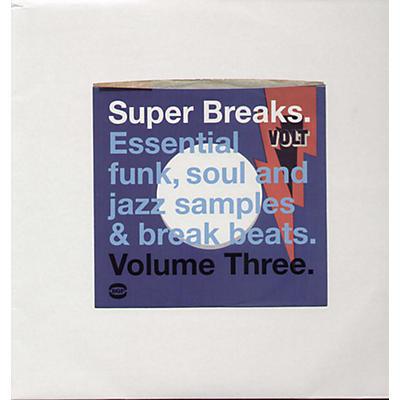Various Artists - Super Breaks: Essential Funk Soul and Jazz Samples and Break-Beat, Vol. 3
