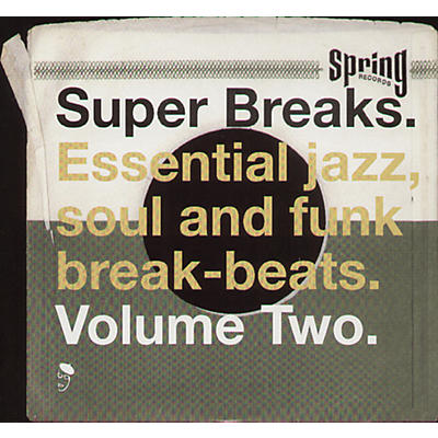 Various Artists - Super Breaks: Essential Funk Soul and Jazz Samples and Break-Beats, Vol. 2