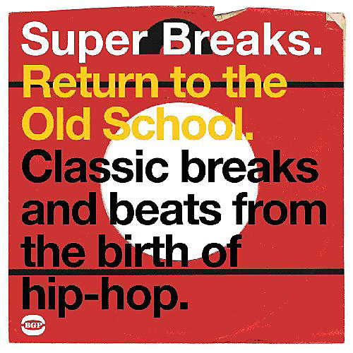 Alliance Various Artists - Super Breaks: Return To The Old School