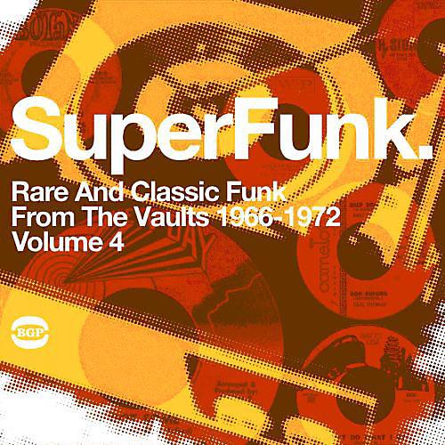 Alliance Various Artists - Super Funk, Vol. 4