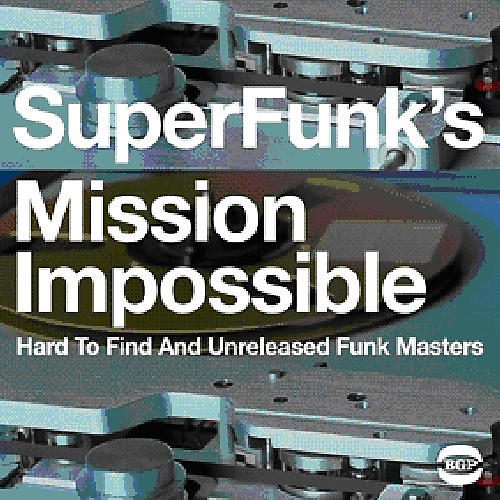 Alliance Various Artists - Super Funks Mission Impossible / Various