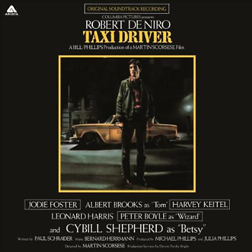 Alliance Various Artists - Taxi Driver (Original Soundtrack)