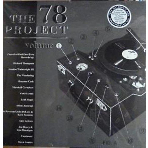 Alliance Various Artists - The 78 Project: Vol. 1