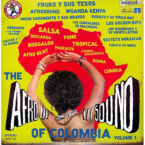 Alliance Various Artists - The Afrosound Of Colombia, Vol. 1