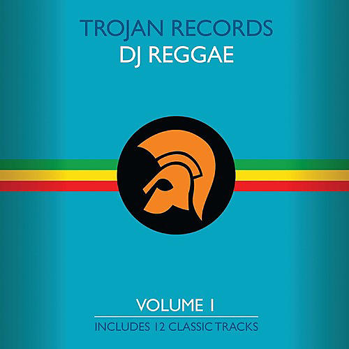 Alliance Various Artists - The Best Of Trojan DJ Reggae, Vol. 1