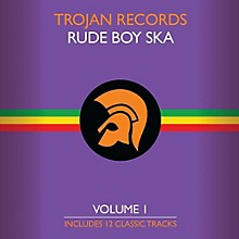 Various Artists - The Best Of Trojan Rude Boy Ska, Vol. 1