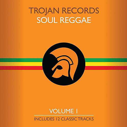 Alliance Various Artists - The Best Of Trojan Soul Reggae, Vol. 1