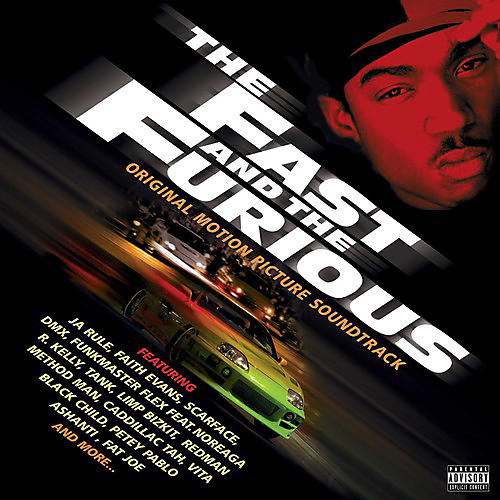 Alliance Various Artists - The Fast and the Furious (Original Soundtrack)